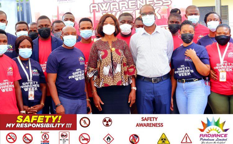 Radiance Petroleum Limited Safety Awareness Week