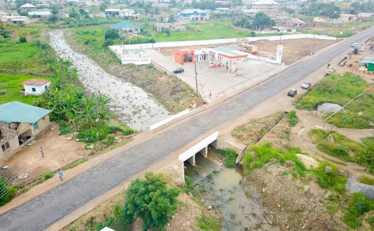 Radiance Petroleum Constructs Bridge To Curb Flood in Opeikuma