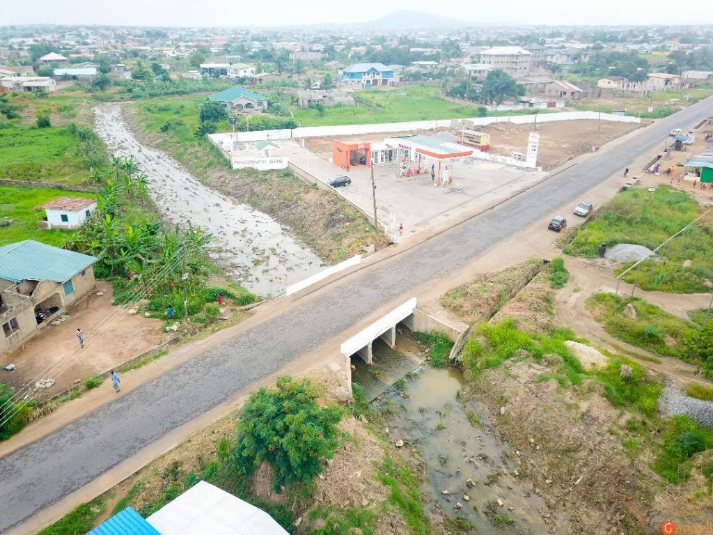 Radiance Petroleum Constructs Bridge To Curb Flood in Opeikuma