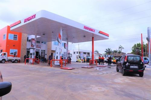 OPENING OF NORTH KANESHIE STATION